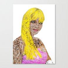 people 2 Canvas Print