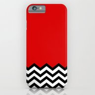 Black Lodge Dreams (Twin… iPhone 6 Slim Case