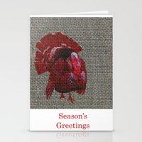 Season's Greetings 02 Stationery Cards