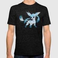Ice Mens Fitted Tee Tri-Black SMALL