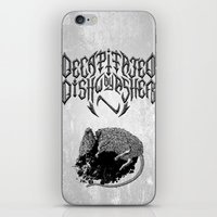 Decapitated By Dishwashe… iPhone & iPod Skin