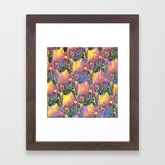 Fyradi Framed Art Print