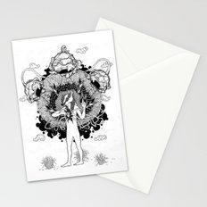 Groundwalker Stationery Cards