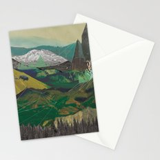 Buffalo Mountains Stationery Cards