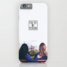 Twisted Sisters iPhone 6 Slim Case