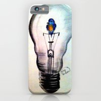 iPhone & iPod Case featuring Sparks Fly by Haley Victoria