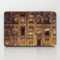 The Fire Next Time iPad Case