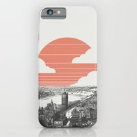 iPhone & iPod Case featuring Goodnight London by Zeke Tucker