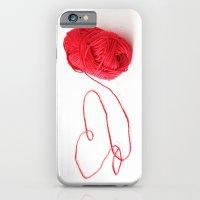 I love yarn iPhone 6 Slim Case