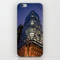 New York Future iPhone & iPod Skin