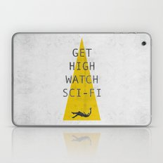 watch sci-fi Laptop & iPad Skin