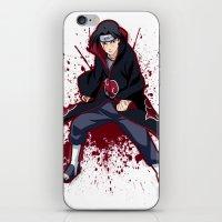 Itachi Uchiha  iPhone & iPod Skin