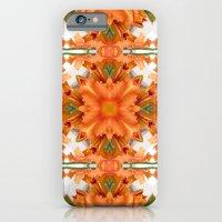 Abstract Kaleidoscope Of… iPhone 6 Slim Case