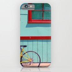 Yellow Bicycle iPhone 6 Slim Case
