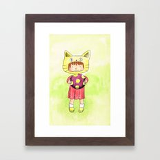 Child's Play Framed Art Print