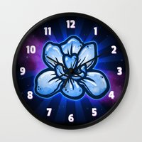 Hope In Nullity Wall Clock