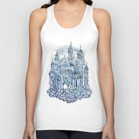 Crystal Castle Unisex Tank Top
