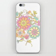 Lily & May iPhone & iPod Skin
