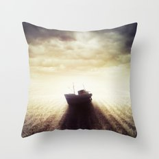 Ambitions Abandoned Throw Pillow