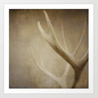 Anters (sepia Version) Art Print