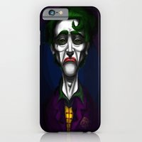 Sad Joker iPhone 6 Slim Case
