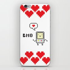 Beemo Lovin' Adventure Time Boogie iPhone & iPod Skin