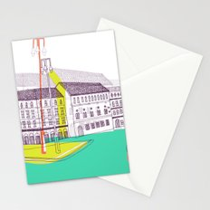 Urban Life II Stationery Cards