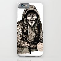 Anonymous Gangster iPhone 6 Slim Case