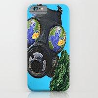 World War Green iPhone 6 Slim Case