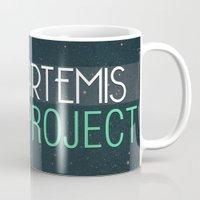 The Artemis Project Mug
