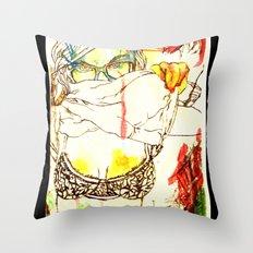 Tease. . . Throw Pillow