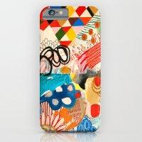 Wallpaper And Diamonds P… iPhone 6 Slim Case