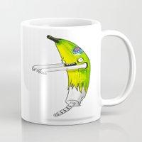 Banana Zombie Mug
