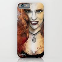 iPhone & iPod Case featuring Oh My Jessica - True Blood by Fresh Doodle - JP Valderrama