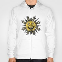 Sun Face - Original Yell… Hoody