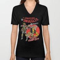 The Amazing Smuggler Unisex V-Neck
