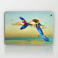 Exotic Macaws Laptop & iPad Skin