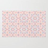 Ethnic Moroccan Motifs Seamless Pattern 8 Rug