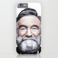 A tribute to Robin Williams iPhone 6 Slim Case