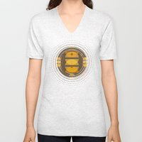 Geometric/Abstract 4 Unisex V-Neck