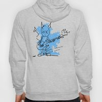 BLUE DEVIL Hoody