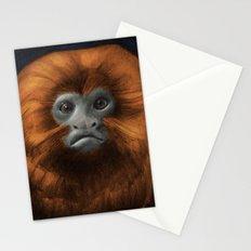 Golden Lion Tamarin Stationery Cards