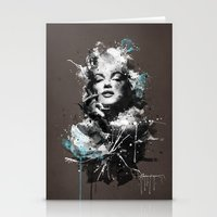 Marilyn. Stationery Cards