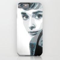 iPhone & iPod Case featuring Audrey by Theressa Düren