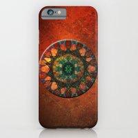 Sun Mandala iPhone 6 Slim Case