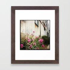 Cannery Row Framed Art Print