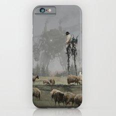1920 - shepherd iPhone 6 Slim Case