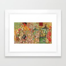 Being for the Benefit of Mr. Liddell's Daughters Framed Art Print