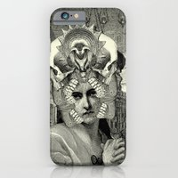 iPhone & iPod Case featuring Lithography 2 by DIVIDUS