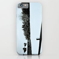 Touched by Snow iPhone 6 Slim Case